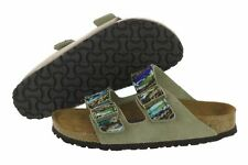 Birkenstock Sandalen & Badeschuhe aus Wildleder für Damen