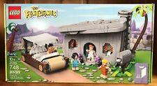 Brand New Lego Ideas #024 The Flintstones (748 Pieces) 21316 Sealed