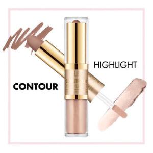 Milani Contour & Highlight Cream & Liquid Duo - Choose Your Shade - New Sealed