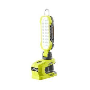 RYOBI ONE+ Hybrid LED Project Light 100 - 900 Lumens GRIPZONE Over-mold NEW nib