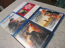 BLU-RAY MOVIE LOT: New Dear John Used full metal jacket Batman Dark Night Rises
