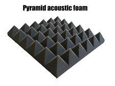 8 PCS Acoustic Pyramid Sound-absorption Panel Soundproof Foam/Acoustic Foam