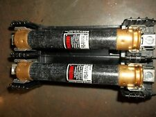 BUSS H60030-2CR E-6030 600V 30A  W/ FRS-R-1-1/4 FUSES 600V  LOT OF 2 FUSES (Z5)