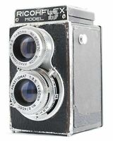 【AS IS】RICOH FLEX MODEL ⅢB Film camera From Japan