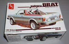 Subaru Brat Stock Custom 4X4 AMT 1/25 Complete & Unstarted.
