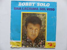 BOBBY SOLO Una lacrima sul viso BE 120 3059 BELGIQUE