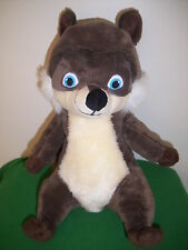 "Plush Dreamworks Kohls Over the Hedge RJ Raccoon 11"" Stuffed Animal Cartoon"