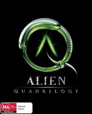 Alien Quadrilogy - Dvd Region 4 Brand New