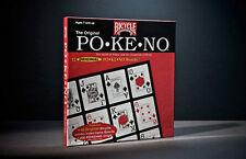 Original New Pokeno  12 BOARD RED