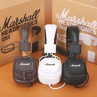 Original Remot Mic Major Leather Marshall Headphone Earphone Headset Earbud
