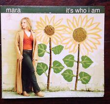 Mara It's Who I Am CD