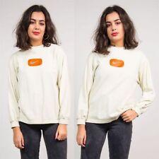 Nike Regular Size Cotton Blend Hoodies & Sweats for Women