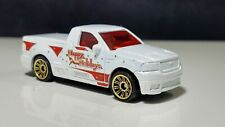 MATCHBOX HAPPY HOLIDAYS  FORD F-150  CHRISTMAS 🎅 LOOSE WHITE / RED WINDOWS