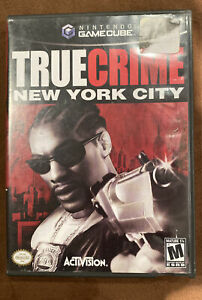 True Crime: New York City (Nintendo GameCube, 2005)
