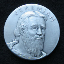 Medallic Arts Co. CT- Jeremiah 32.3 g. 999 Silver Medal