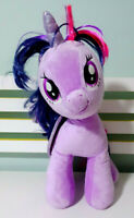 Hasbro My Little Pony Twilight Sparkle Plush Toy Build-A-Bear MLP BAB 43cm Tall!