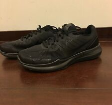 Nike Women's Size 8 Black Athletic Training Shoes