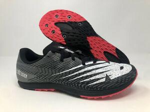 New Balance Men's 7v2 Running Shoe, Black/White, 11 D(M) US
