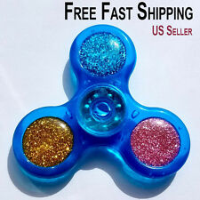 Tri Fidget Hand Spinner DESK TOY EDC STOCKING STUFFER KIDS OR ADULT
