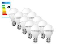 10 x 3W 5W 7W 9W E27 LED LEUCHTE GLÜHBIRNE BIRNE SPARLAMPE LAMPE LICHT SOCKEL