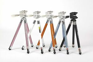 FOTOPRO Compact Travel Tripod 8 Sections (28cm to 1m)Aussie Stock Add $5 Express