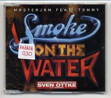 Masterjam feat. Tommy Maxi-CD Smoke on the Water-Deep Purple versione COVER