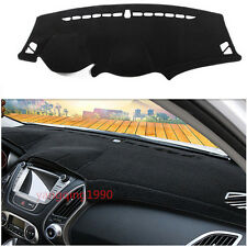 Dashboard Dash Mat DashMat Sun Cover Pad For Hyundai Tucson ix35 2009 - 2014