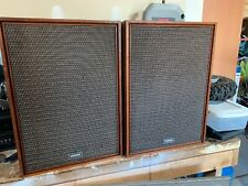 Vintage YAMAHA NS-10 MMT Speakers Tested Working Surround Sound See Pics