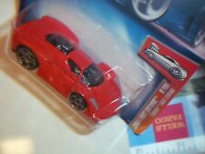 Hot Wheels 2004 First Editions 9/100 #009  'Tooned Enzo Ferrari   Red w/ PR5s
