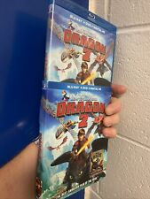 HOW TO TRAIN YOUR DRAGON 2  (W/DVD) / (2PC) [Bluray] More Blu-ray's Just $4 B