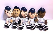 HIGHLIGHTS STARZ New York YANKEES 1999 COLLECTIBLE PLUSH DOLLS New W/ Tag A4