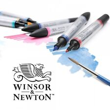 Winsor and Newton Watercolour Markers 12 Set: Your choice of 12 colour markers