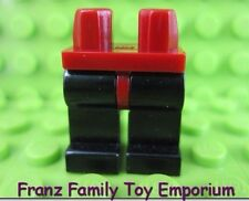 LEGO Minifig Black LEGS Dark Red HIPS Castle Fantasy Era Vikings Body Part