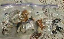 Schleich Lot of 7 Horses 2003 2004 Stallions Mares Draft Horse Foals