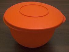 Tupperware J 50 Junge Welle 1,3 l Schüssel mit Deckel Rot Neu