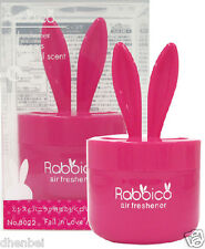 RABBICO Rabbit -Car, Home Air Freshener . Diax Japan - Fall In Love Scent