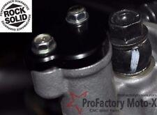 Honda Crf250x Crf450x Brake Cap Rear Anodized Black Pro Factory New
