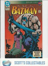 Batman  #498   VF+