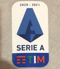 Serie A patch toppa Patch Calcio Lega Italia 2020 2021 Nuova Campionato