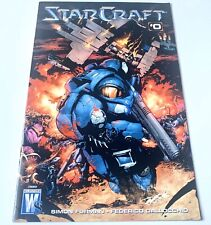 StarCraft #0 Rare Comic 2010 Wildstorm Productions Blizzard Entertainment! Mint!