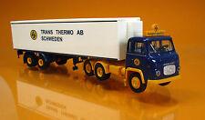 "Brekina 85180 Scania LBS 76 Kühlkoffer-SZ ""ASG Thermo"""