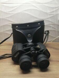 Binoculars Veber ZOOM BPC 7-15x35 in a leather case