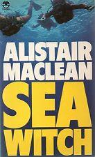 Seawitch by Alistair MacLean (Paperback, 1979)