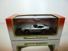 KYOSHO 03031S TOYOTA 2000GT - SILVER 1:43 - EXCELLENT IN BOX