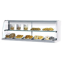 Turbo Air TOMD-50-H, White 50-inch Top Dry Display Case for Turbo Air TOM-30S Sl