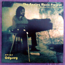 "Analog Music Project - ""Odyssey"" (Roy Ayres YMO Azymuth Kraftwerk Vangelis) Rare"