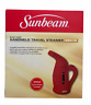 Sunbeam Garment Steamer for Clothes,Travel Handheld Fabric Clothing Portable