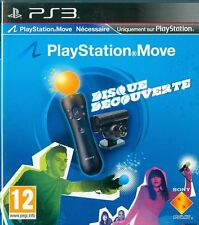 PS3 PlayStation Move (Disque Découverte pour Playstation 3)