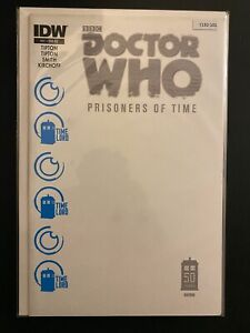 Doctor Who 11 Variant High Grade IDW Comic Book CL92-101
