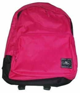 O'NEILL WOMENS/GIRLS COASTLINE LOGO BACKPACK PINK RUCKSACK SCHOOL BAG *BNWT*